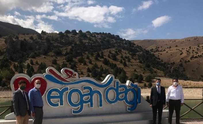 KUDAKA'dan Ergan Dağı Master Planı hazırlığı