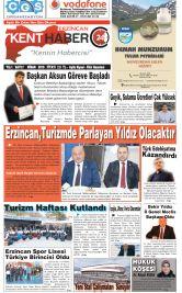 Kenthaber24| Kentin Habercisi - Nisan Manşeti
