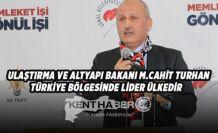 Türkiye Bölgesinde Lider Ülkedir