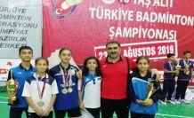 Şampiyon Erzincan'dan