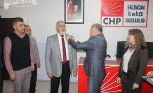 CHP Rozeti Taktılar