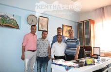 ERŞAD 'tan Kenthaber24'e Ziyaret