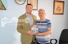 Oğuzhan Aydın'dan Kenthaber24'e Ziyaret