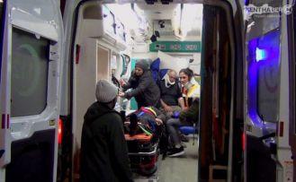 Facia Gibi Kaza 54 Yaralı