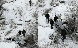 Erzincan'da Kaza 2 Yaralı