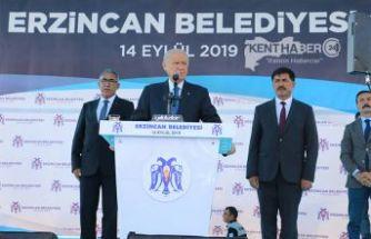 Bahçeli, Milli Beka Varsa Erzincan'da Huzur Vardır