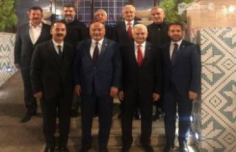 Ankara'da Erzincan Gündemi Konuşuldu