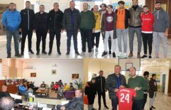 Erzincan Spor Yönetiminden Özel Çocuklara Özel Hediye