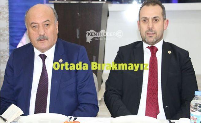 Erzincan Spor Ortada Kalmaz