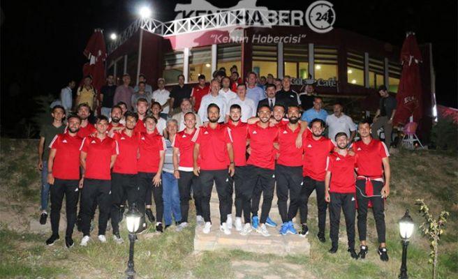 Erzincan Sporda Birlik ve Beraberlik Gecesi
