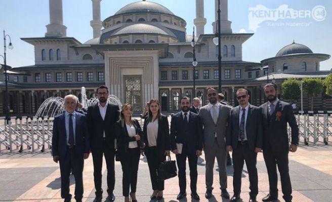 Erzincan'ı Temsil Ettiler