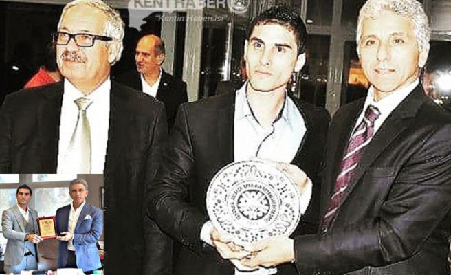 Genç Başkan Özgür Subaşı 'ya Anlamlı Ödül