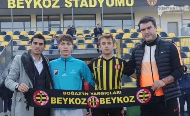 Beykoz 1908 Spor, İstanbul Gençlergücü Spor Maçında Dostluk Kazandı