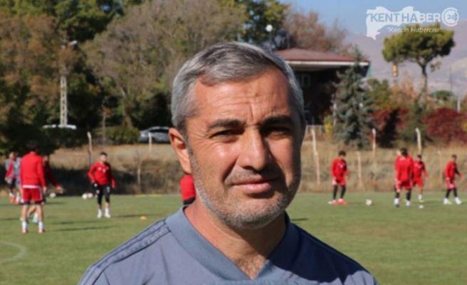 Erzincan Sporda İstifa