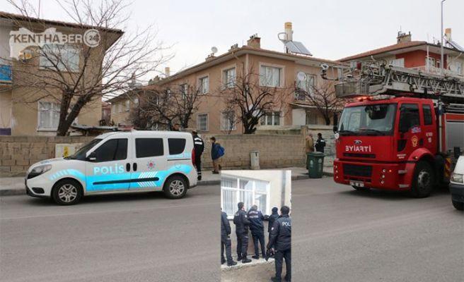 Polisin Duyarlılığı Faciayı Önledi
