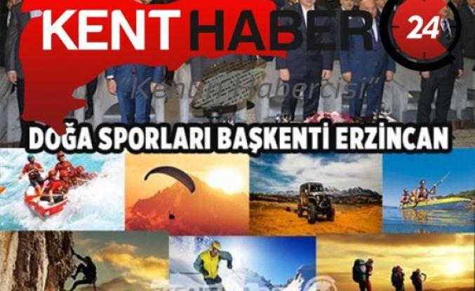 Turizm Bakanı Ersoy Erzincan'da