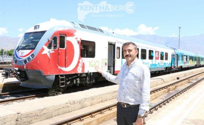 Bölgesel RAYBÜS Treninden Günü Birlik Sefer