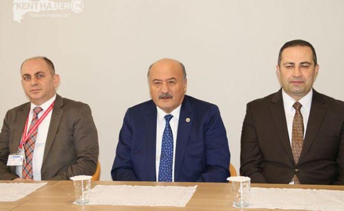 Erzincan'da sağlık açısından Türkiye ortalamasının üstünde olacak