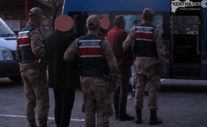 Erzincan'da Çaldı, Sivas'ta Yakalandı