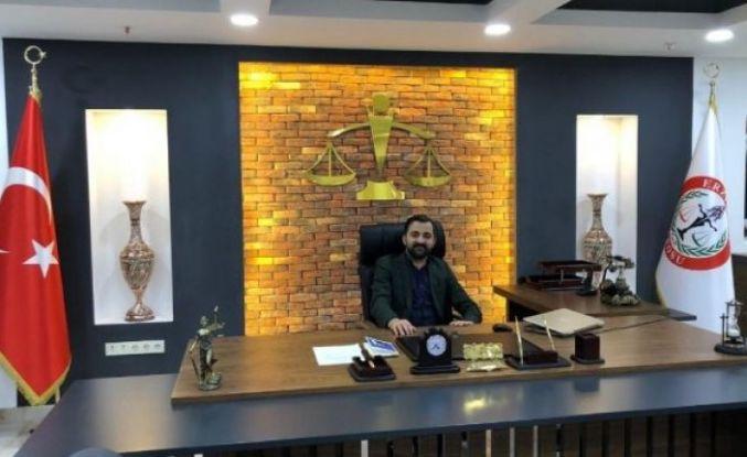 Av. Aktürk, Avukat Yasanın ve Vicdanının Sesini Yükselten Kişidir