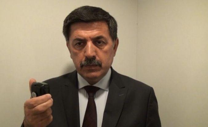 Başkan Aksun'dan Anonslu Evde Kal Çağrısı